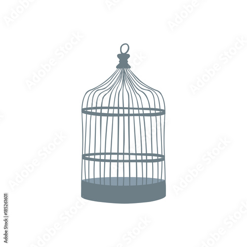 old bird cage vector buy this stock vector and explore similar