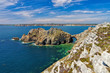 Küste am Pointe de Dinan in der Bretagne - coast on Pointe de Dinan in Brittany