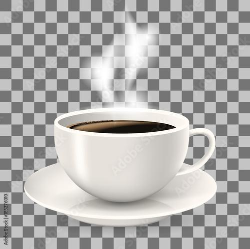 Fotografie, Obraz  Cup on saucer