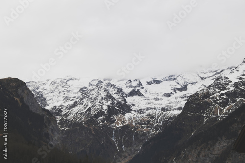 Canvas Prints Dragons Engelberg Mountains