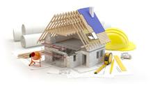 House Construction No. 8
