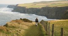 Coastal Walking In North Yorkshire