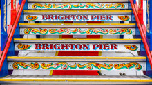 Carnival On Brighton Pier