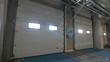 Industrial Modern Warehouse Loading Dock Indoor