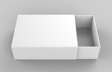 Realistic Package Cardboard Sl...