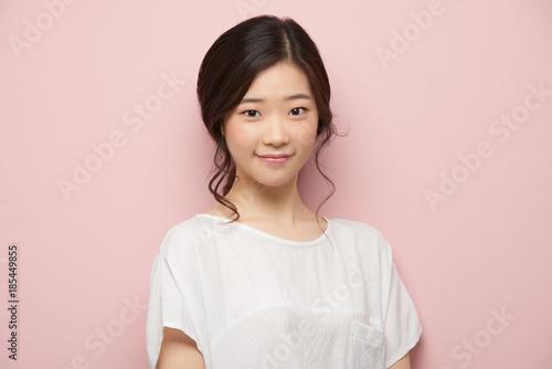 Photo  Lovely Asian girl