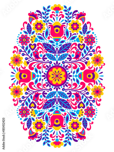 фотография geometric ethnic decoration