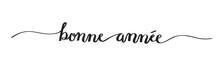 """Bannière """"BONNE ANNEE"""""""