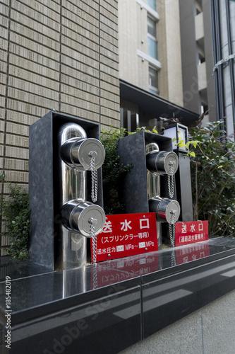 屋外 消火栓
