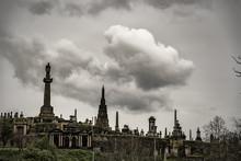 Glasgow Necropolis Graveyard