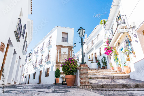 Fotografie, Obraz スペイン一美しい村 フリヒリアナ