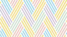 Seamless Striped Pattern. The ...