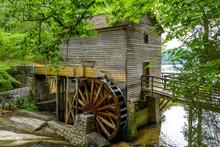 Summer Mill - A Close-up Full ...