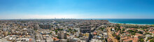 Panorama Aerial View Of South ...