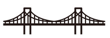 Simple Seamless Bridge Illustr...