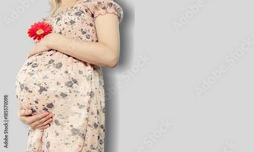 Obraz Pregnant. - fototapety do salonu