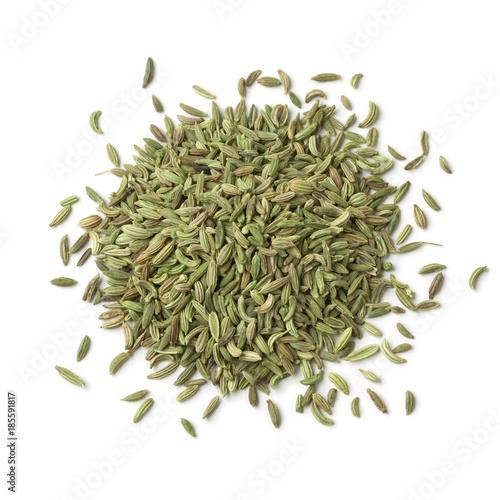 Photo Heap of green egyptian anise fruit