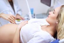 Pregnant Woman Doing Ultrasoun...