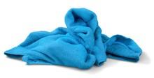 Clean Blue Towel