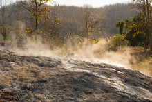 Hot Spring In Pai/hot Spring I...