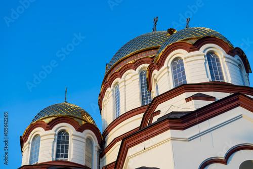 Fotografie, Obraz  new Athos monastery, Abkhazia.