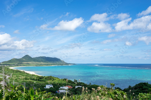 Staande foto Zee / Oceaan 玉取崎展望台から見る太平洋の景色