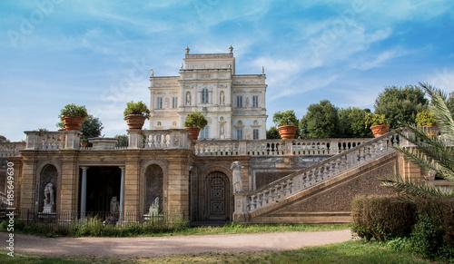 Villa doria Pamphili - Roma Fototapet