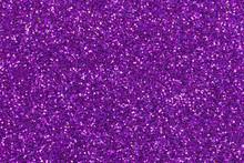 Purple Glitter Texture Backgro...