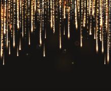 Shining Texture. Glitter Lines...