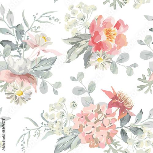 delikatne-kwiaty-z-szare-liscie-na-bialym-tle-akwarela-wektor-wzor-romantyczna