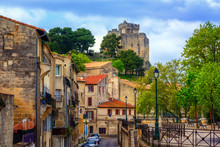 Medieval Old Town And Castle O...