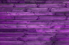 Background Of Purple Painted W...
