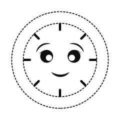 kawaii clock design