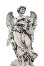 Holy Angel At Ponte Sant Angel...