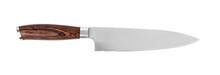 Kitchen Knife On White Backgro...