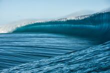 Teahupoo Surf Lines
