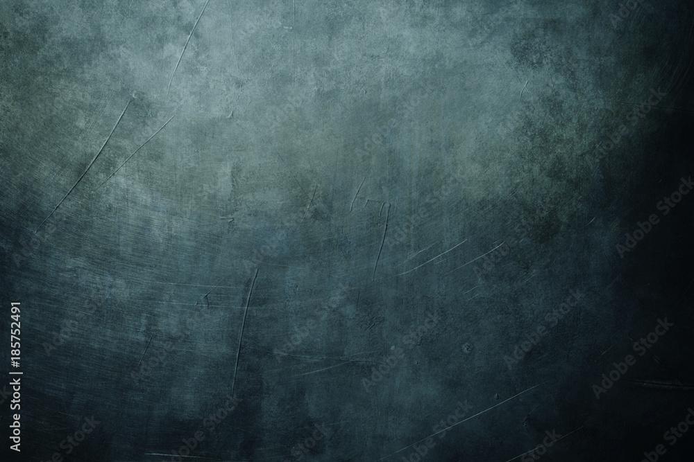 Fototapety, obrazy: blue grungy background with spotlight background