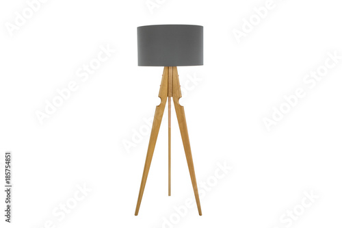 Cuadros en Lienzo Decorative tripos standing light - FLOOR LAMP / LAMPSHADE