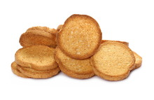 Pile Rusks With Wholewheat Flo...