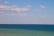 View on the Azov sea