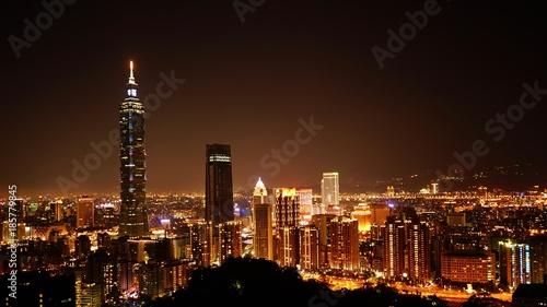 Fotografia 台北101 夜景