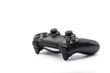 Black Video Game Controller Is...