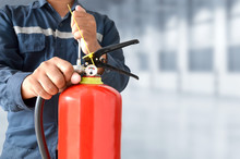 Fire Extinguisher Safety Techn...