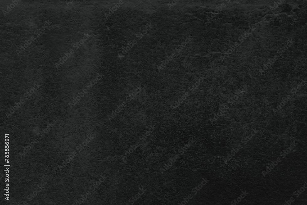 Fototapety, obrazy: 和紙背景素材テクスチャ-黒