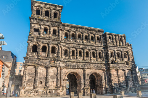 Photo Porta Nigra in Trier