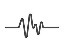 Art Design Heartbeat Pulse