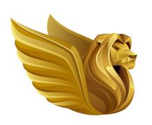 Golden Winged Lion