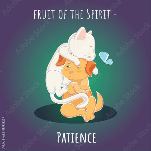Fruit of the Spirit - Patience - Longsuffering