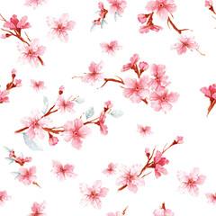 Fototapetafloral seamless pattern texture