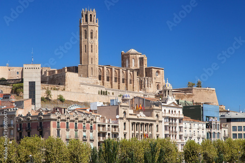 Old Cathedral of Lleida